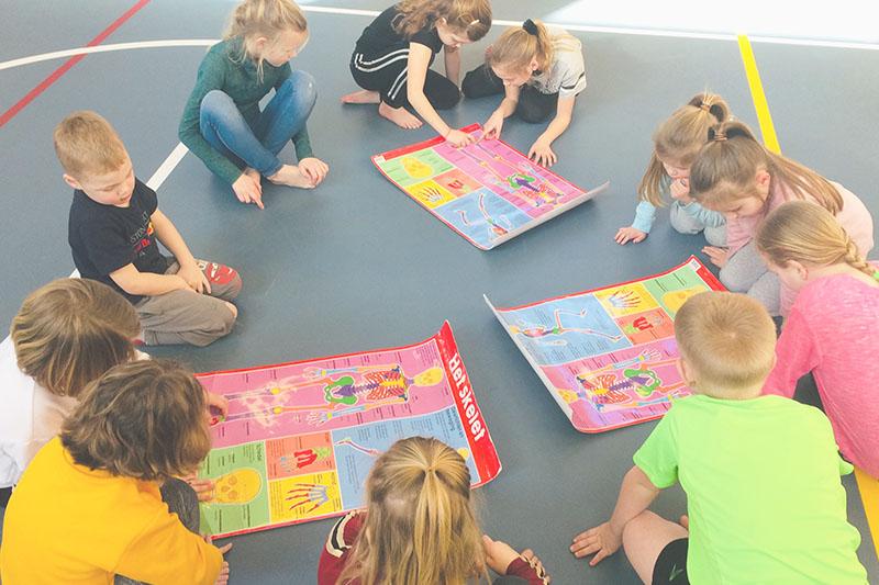Weerbaarheidstraining voor kinderen